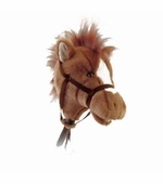 Mary Meyer<br />Brown Stick Horse Stuffed Animal