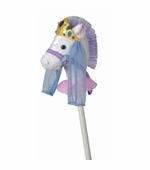 Mary Meyer<br />Fancy Prancer Princess Pony Stick Horse Stuffed Animal