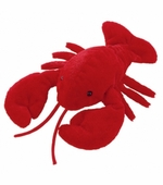 "Mary Meyer<br />Larry the Lobster 12"" Stuffed Animal"