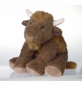 "Mary Meyer<br />Sweet Beauregard Buffalo 9"" Stuffed Animal"