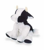 "Mary Meyer<br />Sweet Constance Cow 9"" Stuffed Animal"