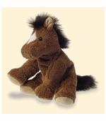 "Mary Meyer<br />Sweet Heather Horse 9"" Stuffed Animal"