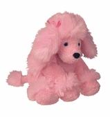 "Mary Meyer<br />Sweet Penelope Pink Poodle 9"" Stuffed Animal"