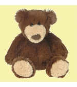 "Mary Meyer<br />Teddy Bear Brownie 9"" Stuffed Animal"