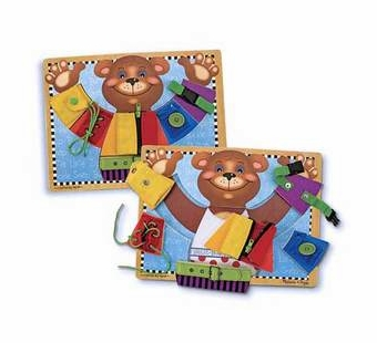 Melissa & Doug <br />Basic Skills Board