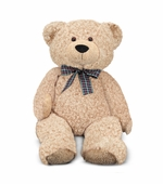 Melissa & Doug <br />Big Frizz Bear Stuffed Animal