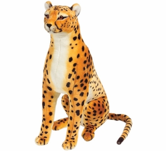 Melissa & Doug <br />Cheetah Stuffed Animal