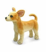 Melissa & Doug <br />Chihuahua Stuffed Animal