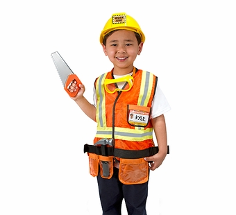 Melissa & Doug <br />Construction Worker Costume