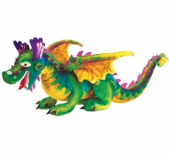 Melissa & Doug <br />Dragon Stuffed Animal