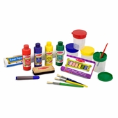 Melissa & Doug <br />Easel Accessory Set