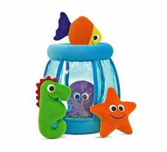Melissa & Doug <br />Fill & Spill Fishbowl