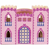 Melissa & Doug <br />Fold & Go Princess Castle