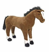 Melissa & Doug <br />Horse Stuffed Animal