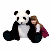 Melissa & Doug <br />Jumbo Panda Bear Stuffed Animal