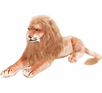 Melissa & Doug <br />Lion Stuffed Animal