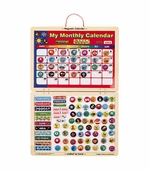 Melissa & Doug <br />Magnetic Educational Calendar