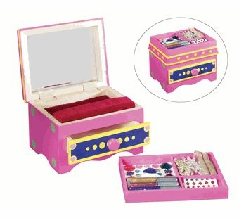 Melissa & Doug <br />Make Your Own Jewelry Box