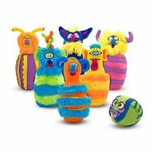 Melissa & Doug <br />Monster Bowling