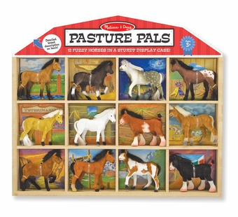 Melissa & Doug <br />Pasture Pals Horse Collection
