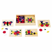 Melissa & Doug <br />Pattern Blocks and Boards