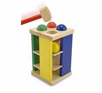 Melissa & Doug <br />Pound & Roll Tower