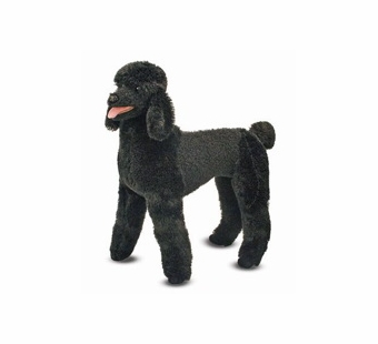 Melissa & Doug <br />Standard Poodle Stuffed Animal