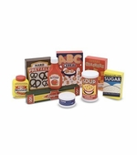 Melissa & Doug <br />Wooden Pantry Products