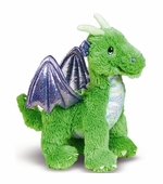 Melissa & Doug <br />Zephyr Dragon Stuffed Animal