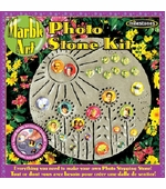 "Milestones <br />Family Photo Stone Kit (12"")"