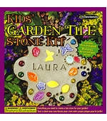 Milestones <br />Garden Tile Stepping Stone Kit
