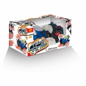 Mindscope <br />Crazy Storm R/C Stunt Car Blue