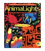 MindWare <br />Animalights Coloring Book