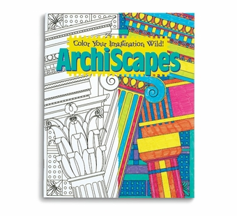 MindWare <br />ArchiScapes Coloring Book