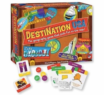 MindWare <br />DestiNation Game