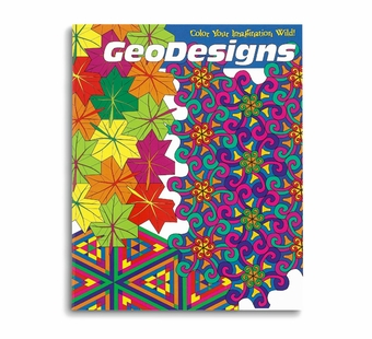 MindWare <br />GeoDesigns Coloring Book