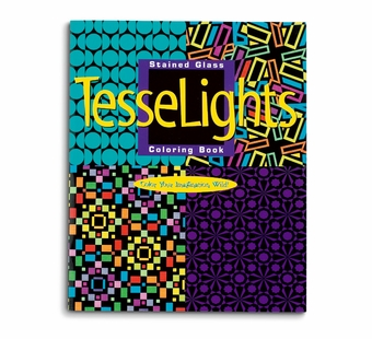 MindWare <br />TesseLights Coloring Book