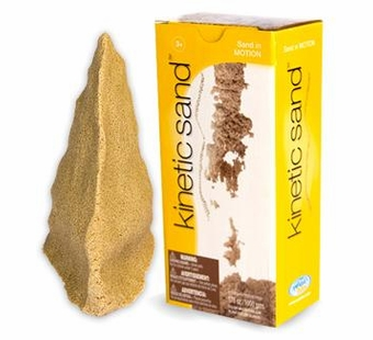 Waba Fun <br />Kinetic Sand 2.2 lbs: 2-pack