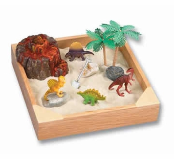 My Little Sandbox DinoLand Playset