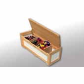 Nilo <br />Wooden Toy Chest