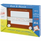 Etch A Sketch in 1960 Box