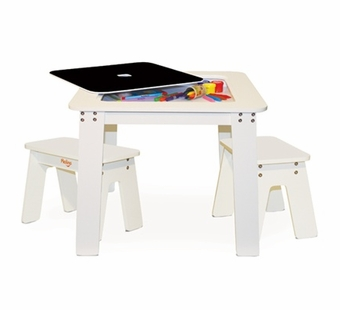 P'Kolino <br />Play Table with Chalk Top