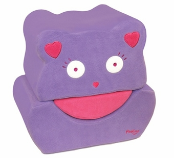 P'Kolino <br />Silly Soft Seating Purple Lila