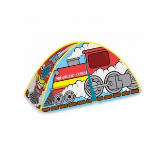 Pacific Play Tents <br />Dreamland Express Train Bed Tent