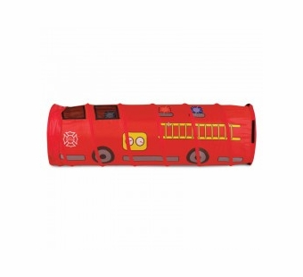 Pacific Play Tents <br />Fire Engine Tunnel 6'