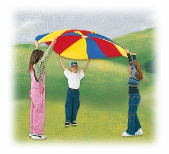 Pacific Play Tents <br />Funchute Parachute 6'