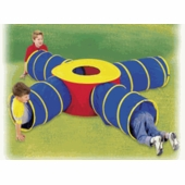 Pacific Play Tents <br />Institutional Tunnels of Fun Junction Set