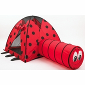 Pacific Play Tents <br />Lady Bug Tent & Tunnel Combo