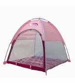 Pacific Play Tents <br />Pink Deluxe Baby Nursery Tent