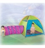 Pacific Play Tents <br />Play With Me Tent and Tunnel Combo